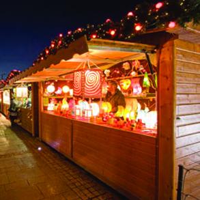 Visite du marché de Noël de Trêves @ Avenue Bouvier 87 | Virton | Région wallonne | Belgique