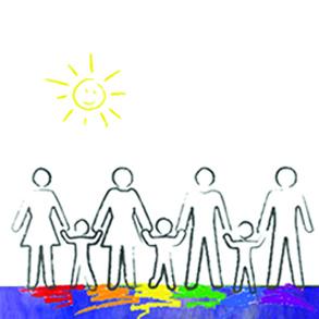 Après-midi pour les familles homoparentales @ Maison Arc-en-Ciel de la province de Luxembourg | Virton | Wallonie | Belgique