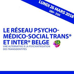 Symposium sur les transidentités @ CHU Saint-Pierre/Forum (Auditoire Bastenie) | Bruxelles | Bruxelles | Belgique