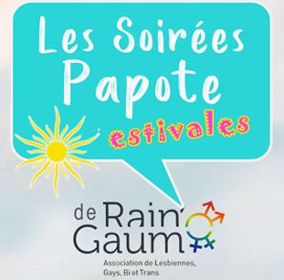 Soirée Papote @ Maison Arc-en-Ciel | Virton | Wallonie | Belgique