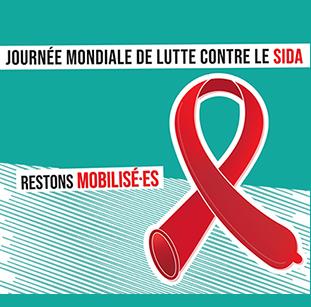 A l'occasion de la Journée Mondiale de Lutte contre le Sida, la Maison Arc-en-Ciel participe à la campagne de la Plateforme Prévention Sida aux côtés de nombreux acteurs de la province de Luxembourg.